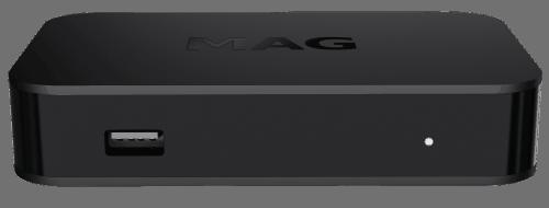 MAG IPTV BOX