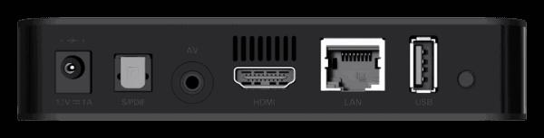 Streaming box