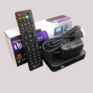Vizyon IPTV Box and Satellite tv