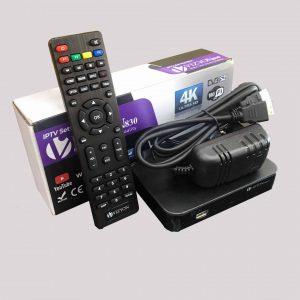 Vizyon IPTV Box and Satellite tv